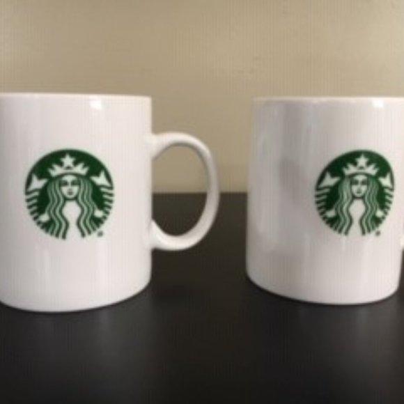set of 2 Starbucks mugs